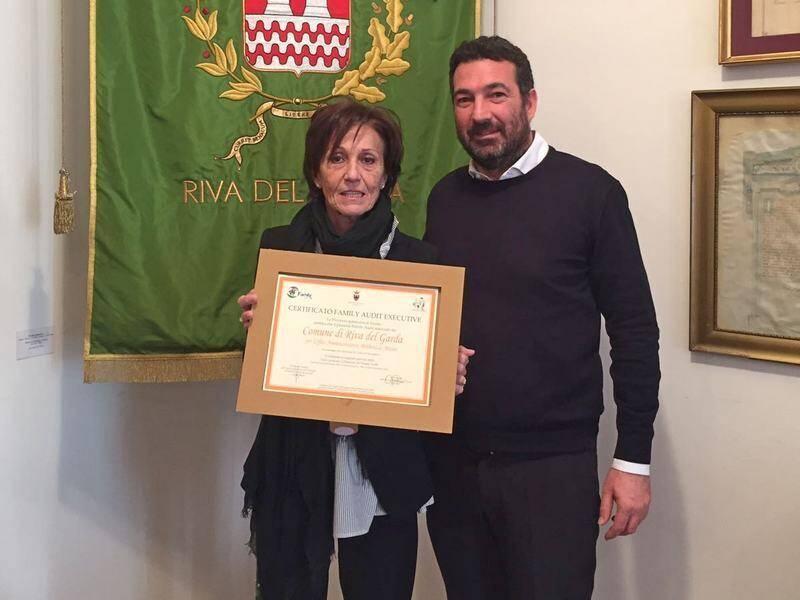 Ufficio Lavoro Riva Del Garda : Family audit: a riva del garda il certificato «executive» notizie